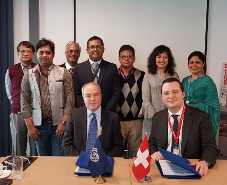 ILO and Switzerland agreed to continue support for initiatives on decent work for migrant workers