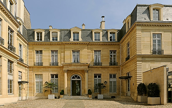 Embassy of Switzerland in Paris