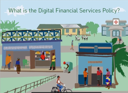 Ghana Digital Financial Services Policy