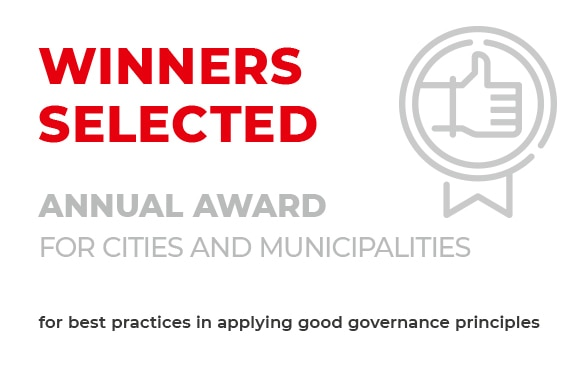 Best local governments awarded for applying good governance principles in 2019