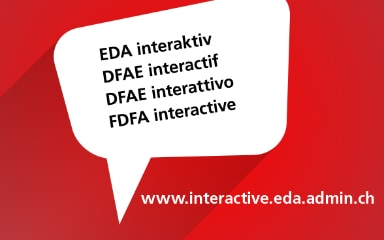 Blog DFAE interactif