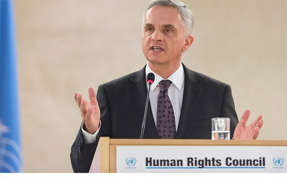 Opening Address by Federal Councillor Didier Burkhalter at the 31st session of the Human Rights Council