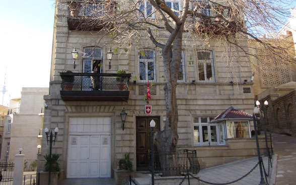 Embassy of Switzerland in Baku © FDFA