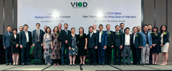 Launching of Vietnam Institute of Directors