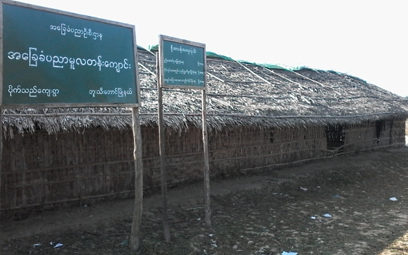 Pre-project of the primary school in Peik They.